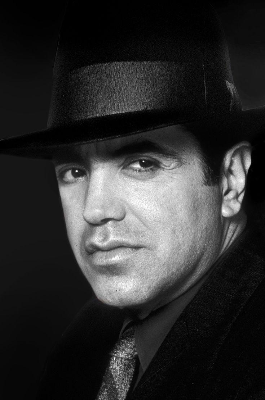 Chazz Palminteri, born Calogero Palminteri (1952) - American actor and writer. Photo © Brian Hamill