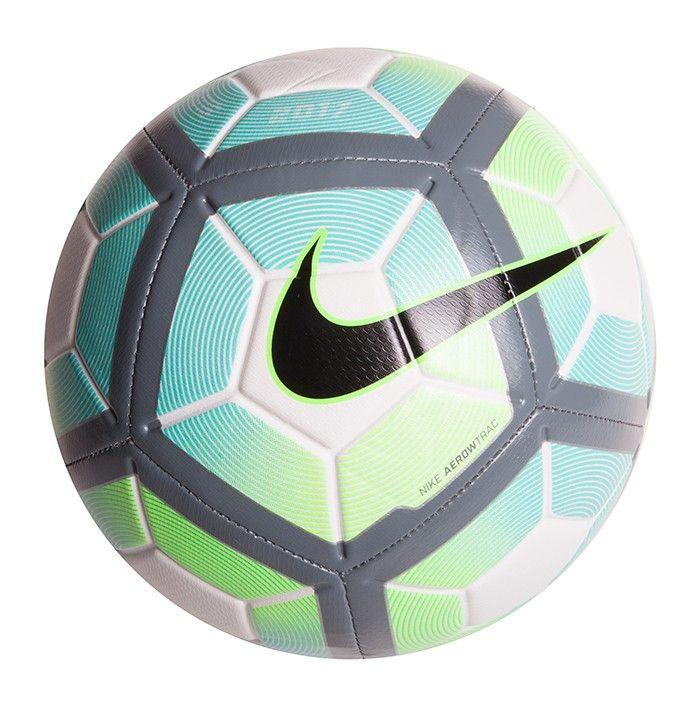 Nike Strike Soccer Ball - White/Turquoise