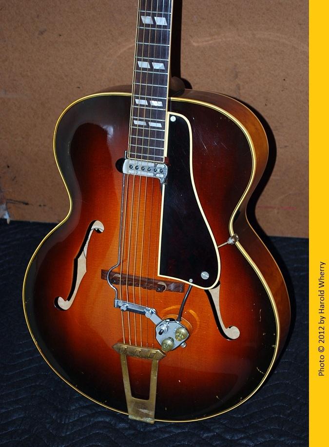 1948 Gibson L12 Acoustic Archtop Guitar Gibson, DeArmond