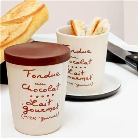 Eat: Fondue au Chocolat Milk Chocolate Gourmet, 200g