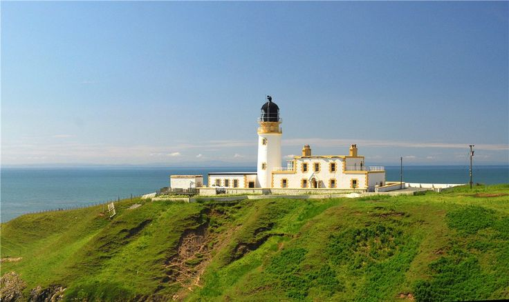 For something a little different.. Portpatrick, Stranraer, Dumfries and Galloway. Formerly two lighthouses the property is now for sale and would make an exceptionally unusual family home. #lighthouse #propertyforsale  www.kingdom-london.com