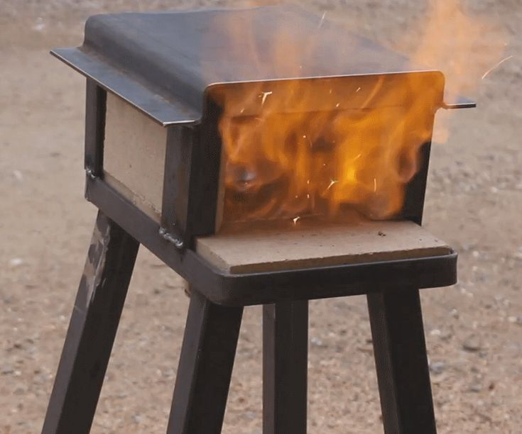 If you're tired of using the BBQ as your forge, this project may be just what you're looking for! Using a combination of new and scrap materials, we make a propane forge!