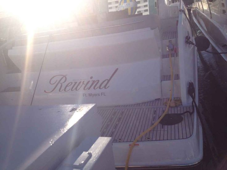 Some boat names are just perfect.  Check out our gallery of the best yacht and boat names we've seen.
