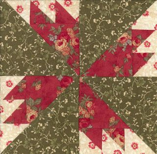 clmt quilter: Barbara Brackman's Civil War Quilt blocks
