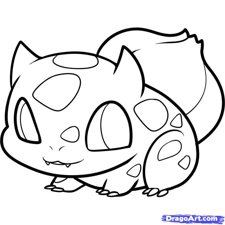chibi pokemon printable coloring pages - photo#12