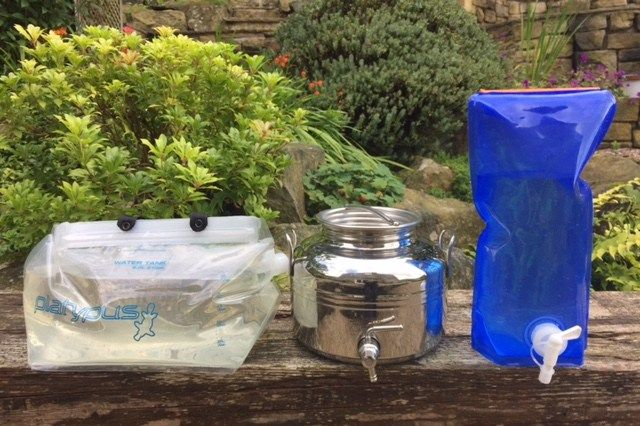 Which are the best BPA-free water carriers for camping? We know! See what we've tested and check out our favourites for campervans and backpackers.