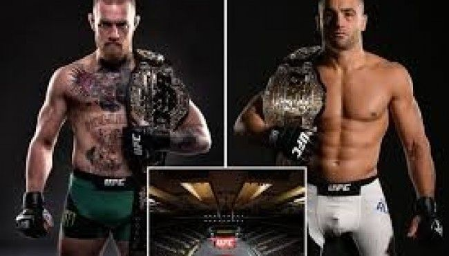 Well Report About Headline UFC 205 in Two Fighters