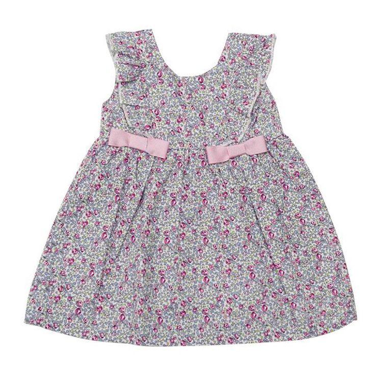 LITTLE MISS LILAC DRESS
