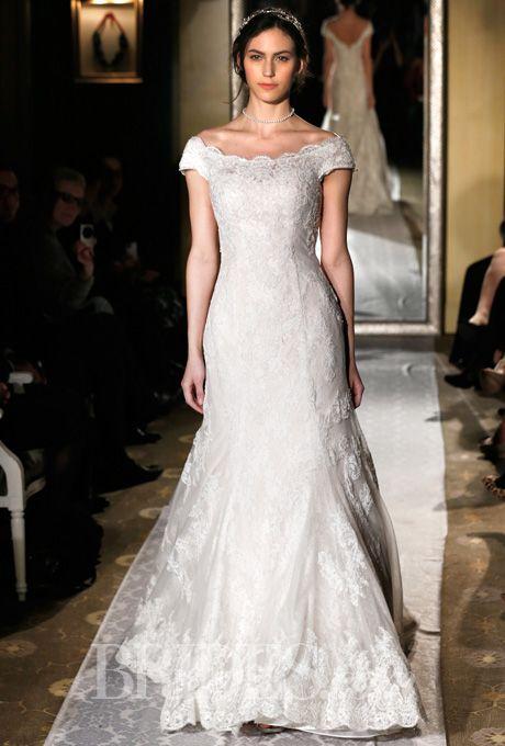 1000  ideas about Oleg Cassini Wedding Gowns on Pinterest ...