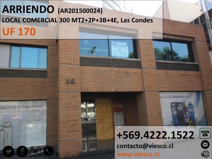 ARRIENDO LOCAL, más info  #viesco   #arriendo