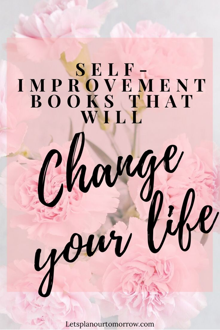 Best Books About Self Improvement