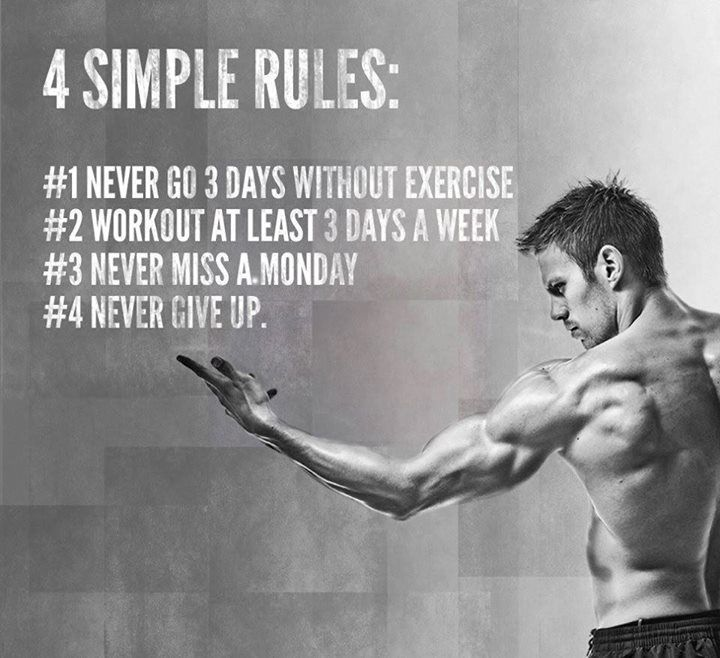 4 Simple Rules for Bodybuilder Motivation Quote. These four rules that every bodybuilder must follow if you want to succeed. Otherwise, pick another sport
