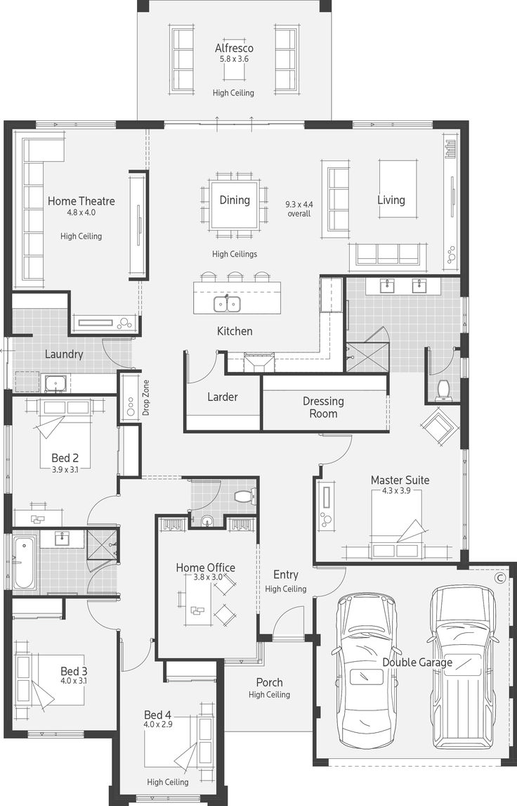 Display Homes For Sale In 2019 House Plans House Design