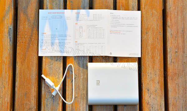 Xiaomi 10400 MAH Power Bank Unboxing Reviews