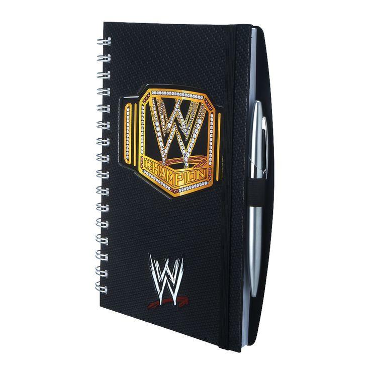 WWE Championship Journal