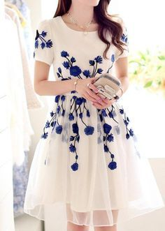 Recital House Rules Ivory Lace Dress
