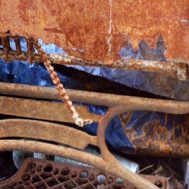 Rust :)