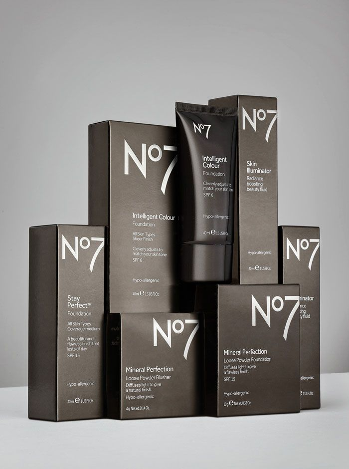 No7 Redesign by Two Create