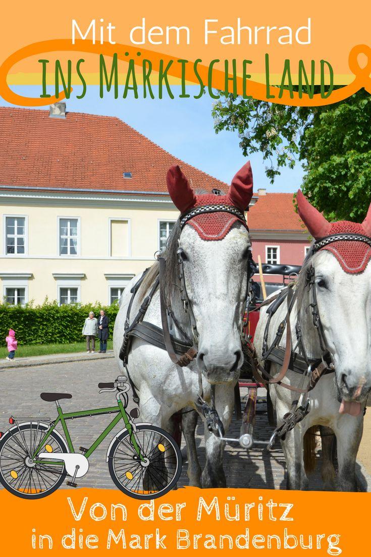 Rheinsberg ist die Stadt der Dichter, der Künstler und der Musik. Sie liegt in der wasserreichen Mark Brandenburg und nur zwei Tagesradtouren von der Müritz entfernt. Eine wunderbare Rundfahrt. #Reise #Deutschland #Outdoor #mecklenburg #brandenburg #rheinsberg