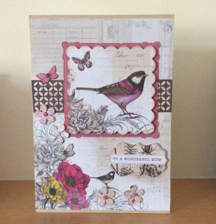 Craftwork Cards Botanica