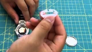 How To Change A Fossil Watch Battery