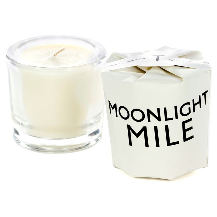 Moonlight Mile. Shop now at The Candle Library. Tatine Candles are handmade in Chicago using a soy wax blend.