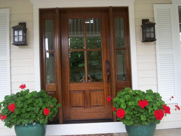 Beautiful 34 Inch Entry Door