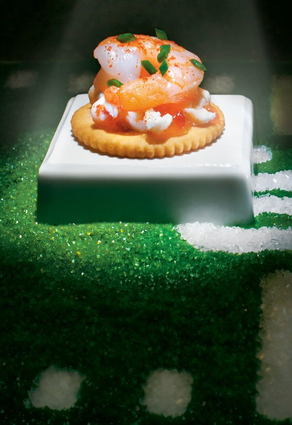 ... | Recipe | Ritz's Hot Pepper Jelly Cream Cheese And Roasted Shrimp