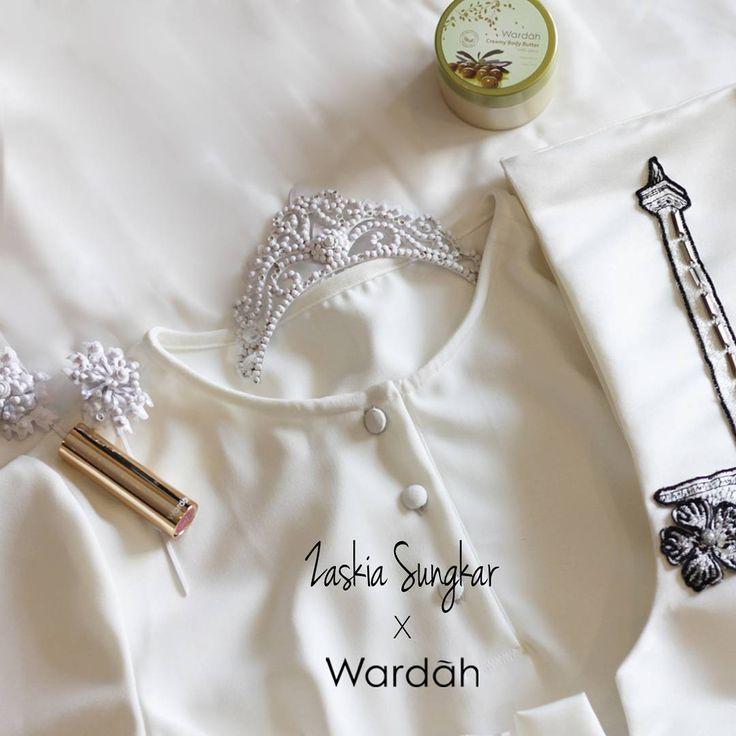 """""""#ZaskiaSungkarXWardah #DynamicBliss #WardahForJFW2016"""""""