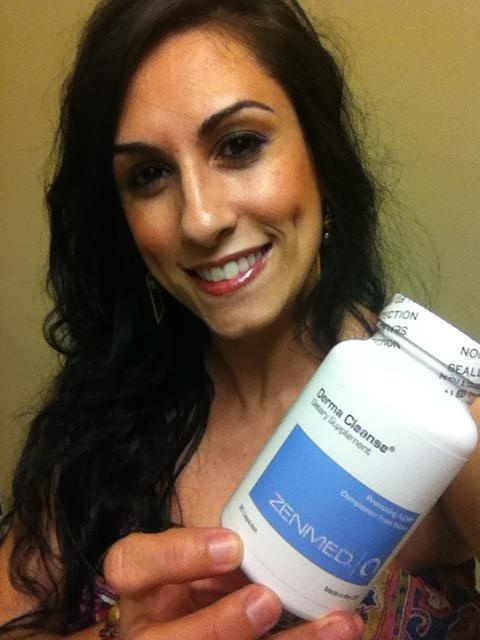 """""""These are the Zenmed Capsules.. All natural ingredients as far as I can tell. It works too! I love Zenmed!""""    https://www.facebook.com/photo.php?fbid=3406927860494=p.3406927860494=1"""