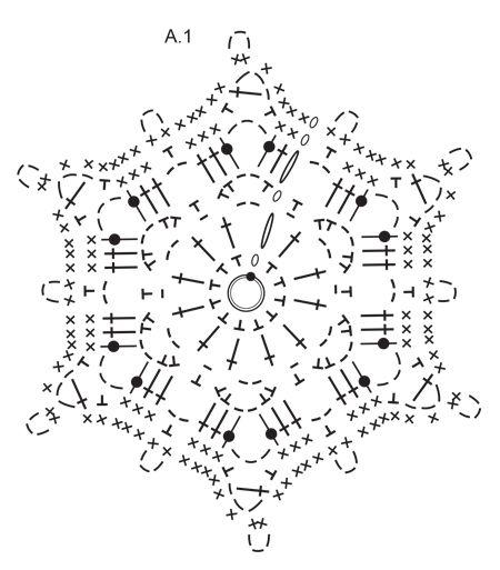 Shooting Star / DROPS Extra 0-1329 - Décorations de Noël, étoiles au crochet, en DROPS Cotton Light et Kid-Silk. - Free pattern by DROPS Design