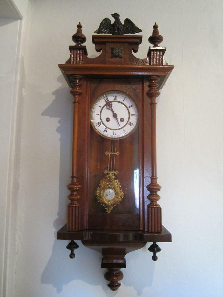 71 best Antique Clocks German Junghans Viennese images on