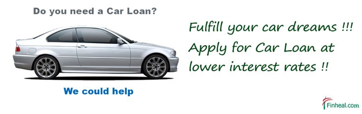 Auto Refinancing is the procedure of paying off the current car loan with the new one usually from the new lender. http://www.finheal.com/car-loan-in-gurgaon