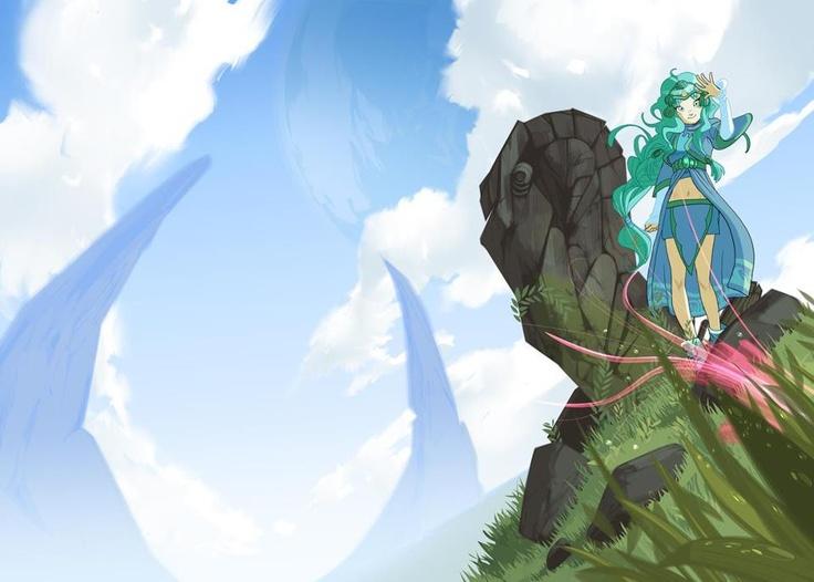 sky and Shani