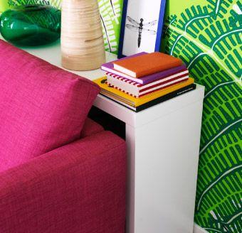 Idee hinter Sofa Abstellfläche