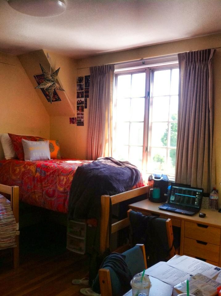My Dorm Room At The University Of Northern Colorado (: Part 60