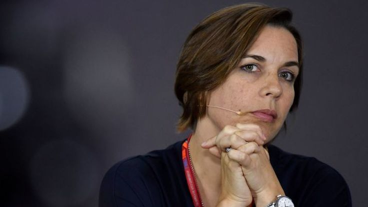 Formula 1: Team chief Claire Williams supports scrapping of 'grid girls'    Williams chief Claire Williams backs the decision by Formula 1 bosses to stop using 'grid girls' from this season.   http://www.bbc.co.uk/sport/formula1/42925523