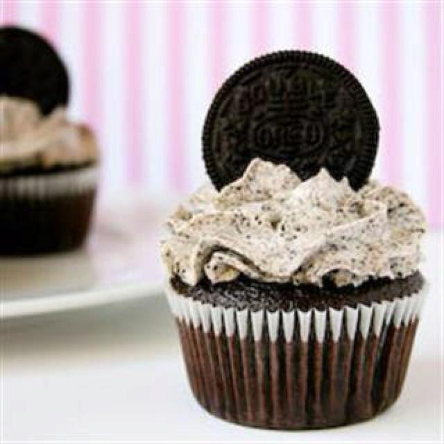Oreo cupcakes !!! | CAKE | Pinterest