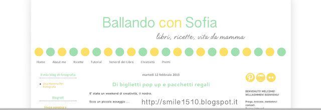 Ballando con Sofia: Come togliere l'ombra grigia esterna al blog in blogger