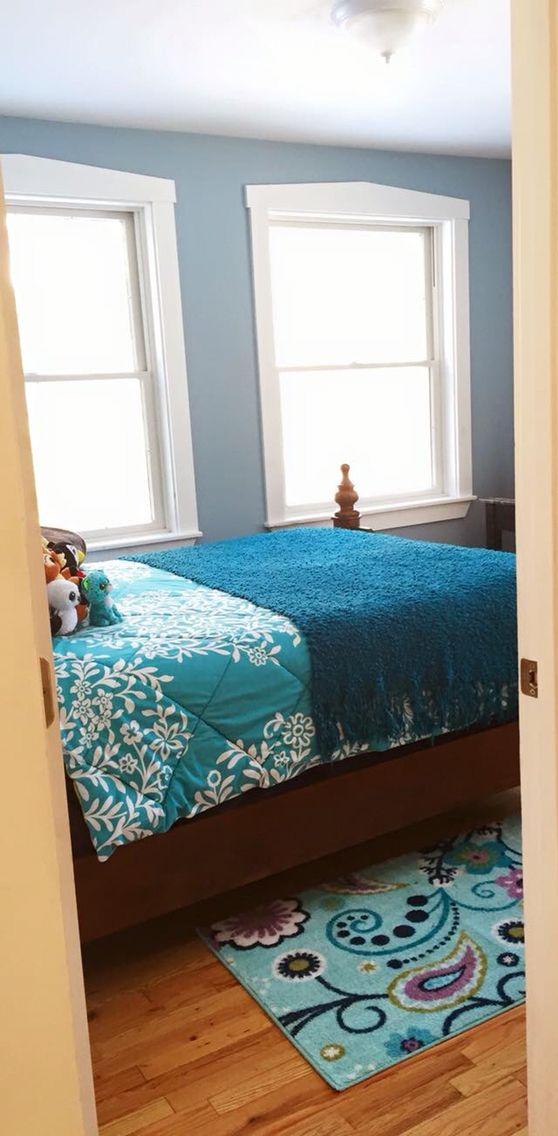 1000 ideas about slate blue paints on pinterest painted. Black Bedroom Furniture Sets. Home Design Ideas