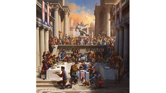 """Logic raps """"I'm just tryna shed a little light,"""" giving a voice to those affected by suicide. Listen to the powerful """"1-800"""" here."""