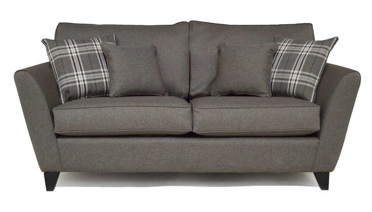 2 seater sofa from the Sofa Factory Ashington range | AHF Furniture And Carpets