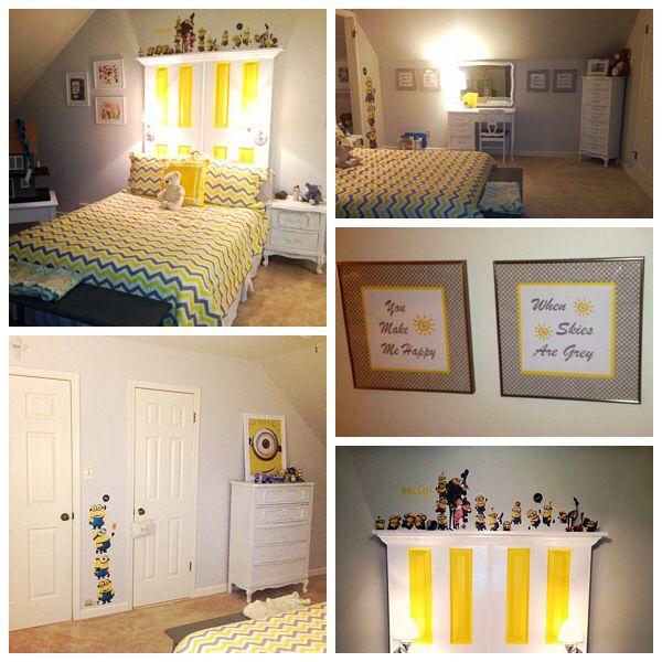 25+ Best Ideas About Minion Room On Pinterest