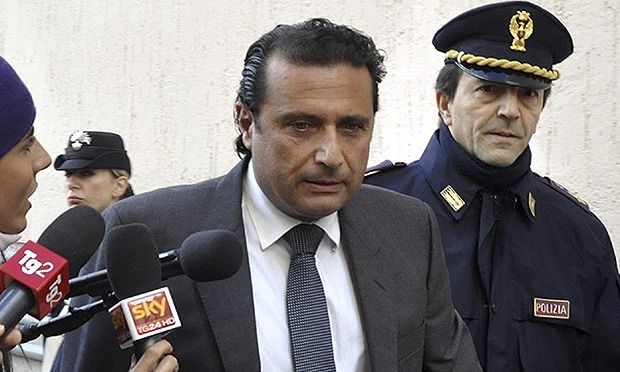 Francesco Schettino verdict: Costa Concordia captain sentenced to 16 years in jail for manslaughter  Read more: http://www.bellenews.com/2015/02/11/world/europe-news/francesco-schettino-verdict-costa-concordia-captain-sentenced-16-years-jail-manslaughter/#ixzz3RTRoZ0Wx Follow us: @bellenews on Twitter | bellenewscom on Facebook