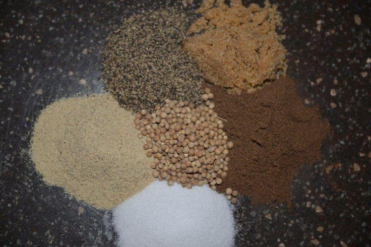 Classic Biltong Spices