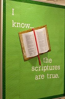 3 D Bible Bulletin Board - Awesome