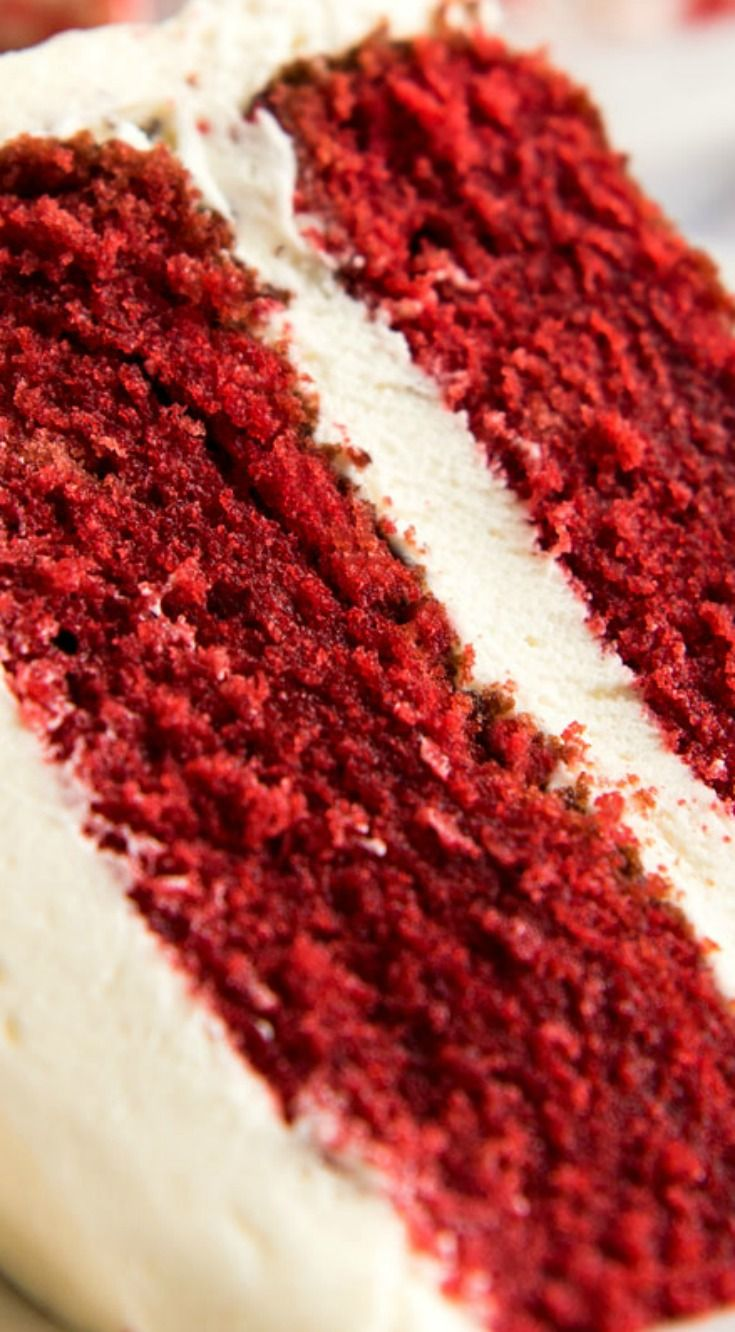 Best 25+ Red velvet cake moist ideas on Pinterest | The best red ...
