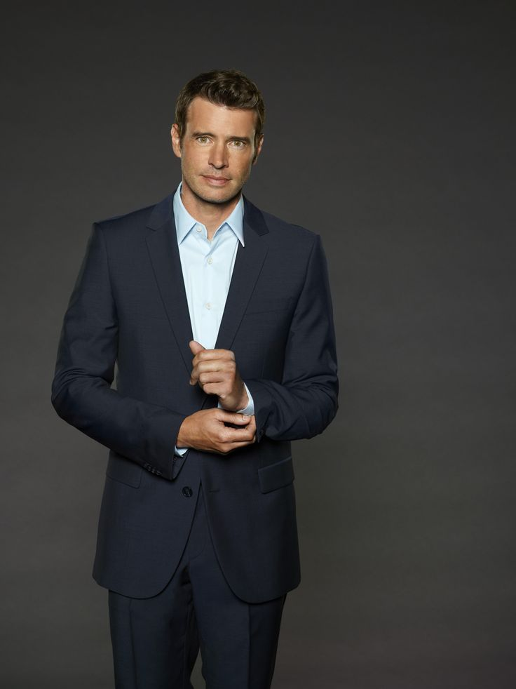 Scott Foley as Jake Ballard on Scandal Season 3