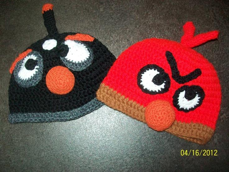 Angry Bird Beanie Hats