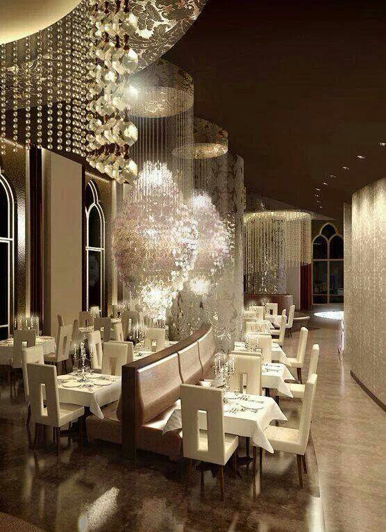 Beautiful Fine Dining Restaurant U0027Etoilesu0027 At Hotel Emirates Palace Abu Dhabi @} ,